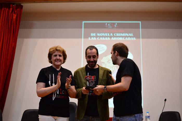 Carlos Bassas recibe el Premio Tormo Negro 2017