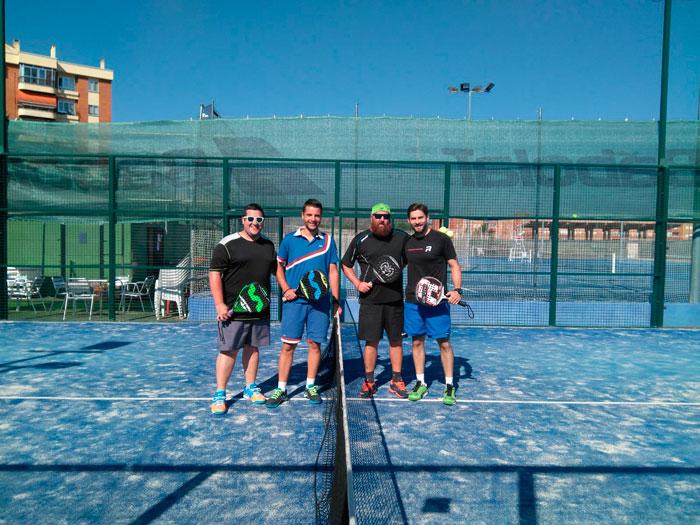 Las instalaciones de Nuevo Tenis Cuenca acogieron el estreno del V Circuito de Pádel