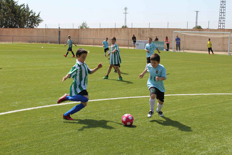 Quintanar del Rey acoge el mejor fútbol base de España este fin de semana