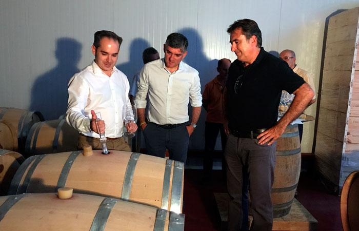 La Junta respalda a las cooperativas que apuestan por la calidad y la innovación en sus productos como Casa Gualda