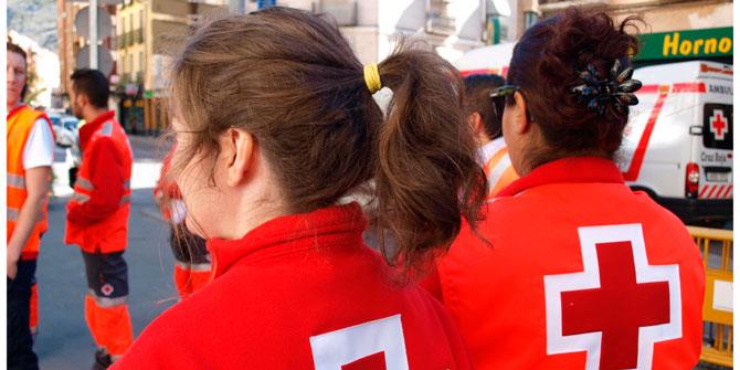 Cruz Roja recibe el Premio al Voluntariado de manos de  COPE Cuenca