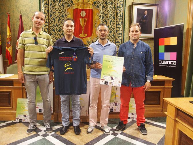 Más de 100 deportistas participarán en el Campeonato de España de Squash de Equipos por Clubes