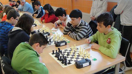 Villamayor de Santiago capital del ajedrez conquense por un día