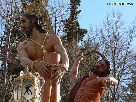 El Amarrado celebra hoy la XIV edición del Vía Crucis por las calles de San Antón