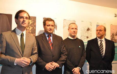 Inaugurado el I Festival Arte en Papel 2011