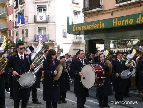 El GMS, preocupado por los impagos a la banda de música