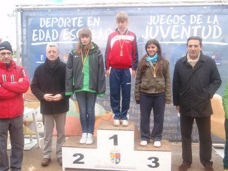 Tres atletas conquenses consiguieron plaza para estar el Campeonato de España Escolar de campo a través