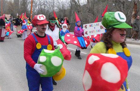 La localidad de Sisante celebra Jueves Lardero y ya tiene todo preparado para el Carnaval 2011