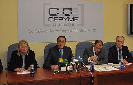 CEOE CEPYME Cuenca confía en encontrar una solución administrativa para su Centro de Formación