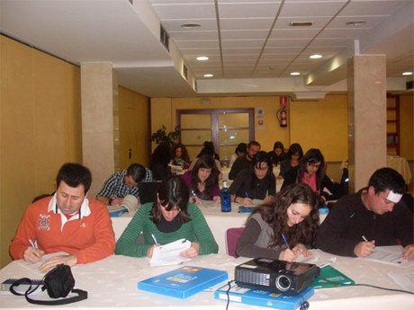 Concluye el  cursos para la  coordinador de seguridad y salud en obras y técnico medioambiental