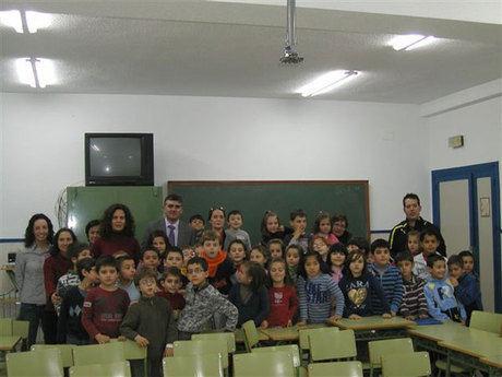 La Junta fomenta el consumo de fruta entre los escolares de la provincia