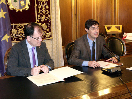 Diputación  y UCLM renuevan el convenio para el observatorio de políticas culturales