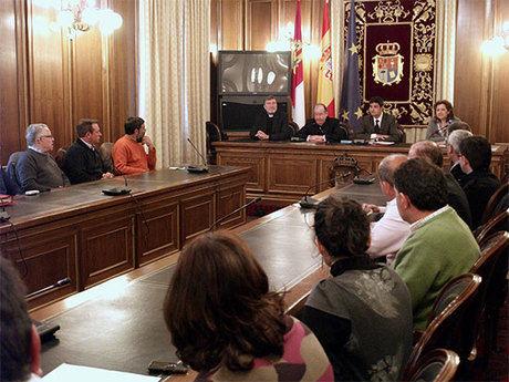 Diputación y Obispado renuevan el convenio para la mejora de edificios religiosos en la provincia
