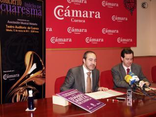 Cámara y Junta de Cofradías promocionan la Semana Santa de Cuenca