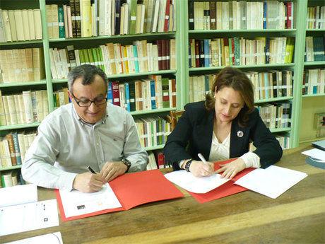 Firmado el convenio de colaboración entre la  Fundación Turismo de Cuenca y  la  Semana  de Música Religiosa