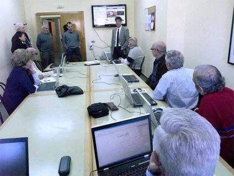 """Un total de 470 personas en riesgo de exclusión social se han formado en nuevas tecnologías con """"Cuenca en Red"""""""