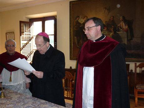 Antonio Fernández toma de posesión como nuevo Deán de la Catedral de Cuenca