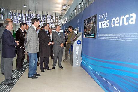 La estación de Cuenca Fernando Zóbel acoge desde hoy la exposición 'Castilla-La Mancha, más cerca'
