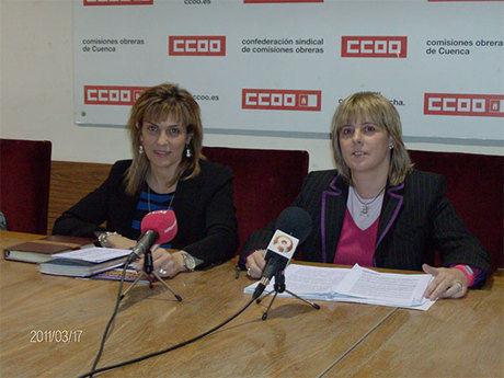 La FSC de  CCOO de C-LM presenta su programa electoral para los próximos cuatro años