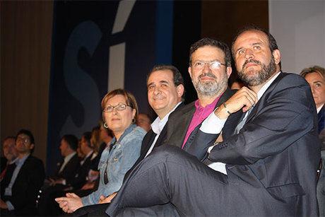 """Martínez Guijarro: """"Somos el futuro de esta tierra porque somos los que trabajamos por ella"""""""