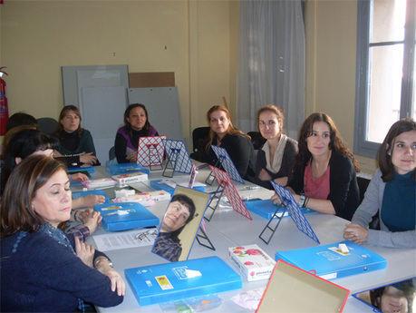 CEOE CEPYME Cuenca realiza durante los fines de semana un curso de maquillaje social