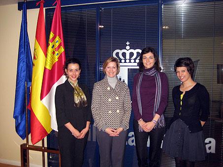 La oficina de C-LM en Bruselas promueve la participación activa de los castellano-manchegos en Europa