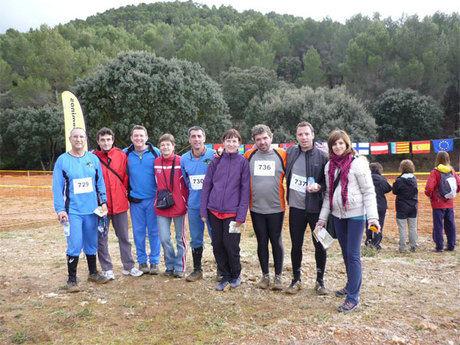 Covadonga carrascosa 2ª clasificada en el ranking de la liga 2010 en categoría D-50