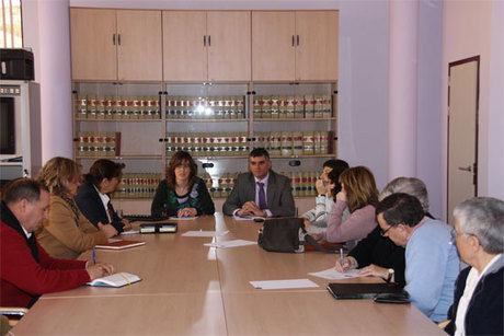 La Junta mantiene su compromiso con las asociaciones que trabajan en cooperación al desarrollo