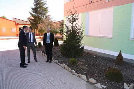 La Junta destina 300.000 euros en la remodelación y mejora de la residencia para personas con enfermedad mental