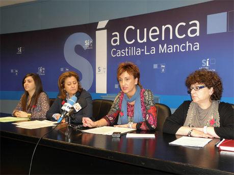"""Galiano: """"El empleo de calidad para las mujeres seguirá siendo la prioridad de los socialistas"""""""
