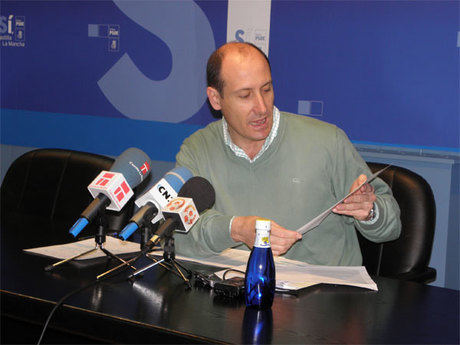 """Sahuquillo: """"Los socialistas seguimos trabajando en la autovía Cuenca-Teruel mientras el PP se queda sin argumentos"""""""