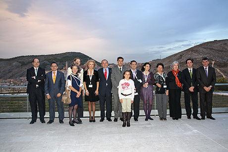 La Fundación Sociosanitaria presenta tres estudios sobre diabetes en la convención de la sociedad española de hipertensión