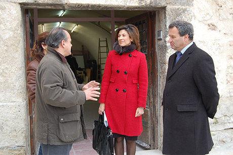 El edificio Almudí será un centro de interpretación turística tras su remodelación