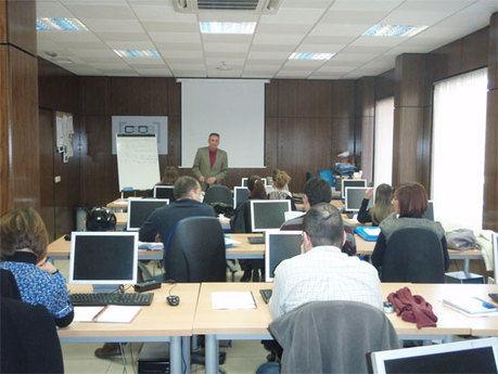 Veinte alumnos se forman sobre recursos humanos en CEOE CEPYME Tarancón