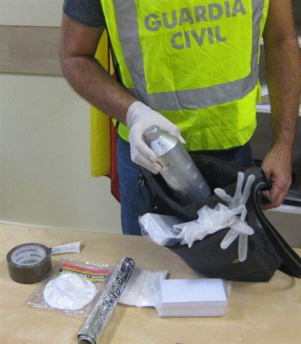 La Guardia Civil desarticula un grupo dedicado a  estafar mediante el timo del negativo en la zona de Saelices