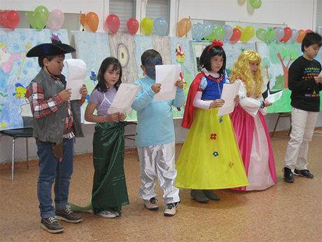 Villalba del Rey celebró el Día del Libro
