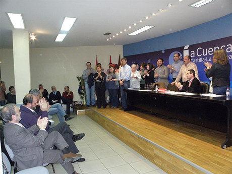 La asamblea socialista de Cuenca aprueba su candidatura municipal
