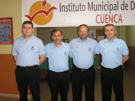 """Importantísima y brillante victoria del """"Casas Colgadas"""" en Villarrobledo"""