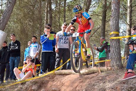 Éxito total en la tercera prueba del Open de Castilla-La Mancha de MTB celebrada en El Picazo
