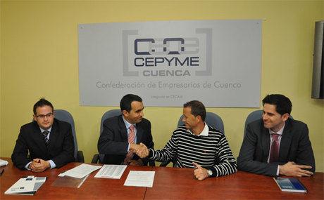 ACUTRANS y GALP firman un convenio que reduce el precio del combustible para los transportistas