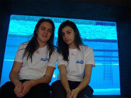 El Club Natación Cuenca participo este sábado en el realización del programa de Evaluación y Control de nadadores