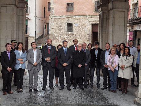 Cuenca se solidariza con las víctimas del terremoto de Lorca