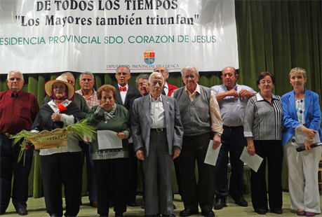 """VIII Concurso provincial """"Los mayores también triunfan"""""""