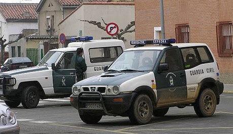 La Guardia Civil  detiene a  una  persona como presunto autor de un delito de robo en Horcajo de Santiago