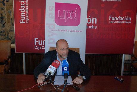 Luis Orgaz hace un llamamiento a la reflexión y pide 'respeto' al resto de los partidos