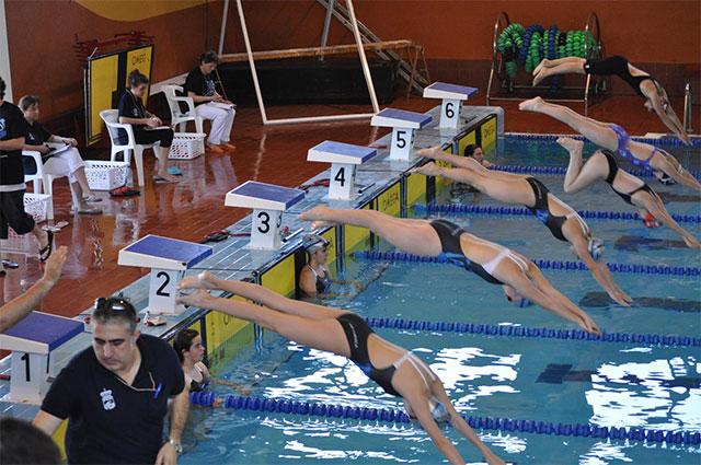 """V Trofeo de natación """"Ciudad de Cuenca"""""""