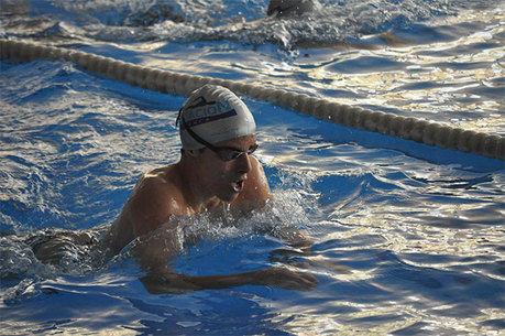 V Jornada de la liga territorial de natación 2ª división