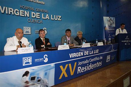 Once residentes han finalizado su periodo de formación en el área sanitaria de Cuenca
