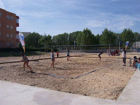 Cuenca acogió el campeonato provincial Voley playa