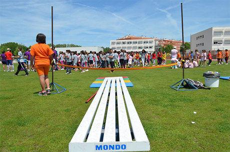 Clausurada la edición 2012 de 'Miniatletismo en la Escuela'